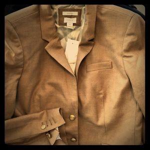 J crew schoolboy blazer jacket size 10 new